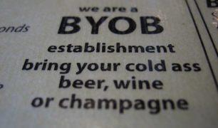 BYOB Ad