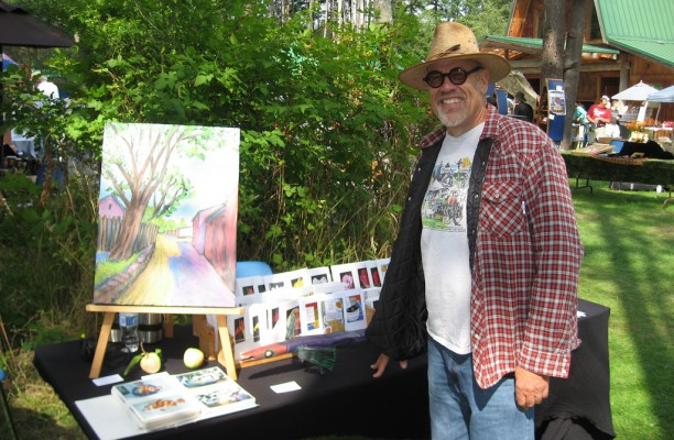 Head to Pender for the Island of Art Festival