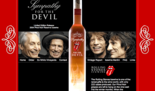 Rolling Stones Ice Wine: Made in BC