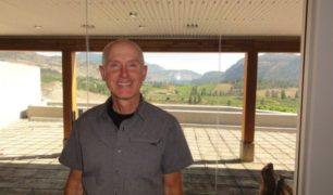 Ian Macdonald, president Liquidity Winery