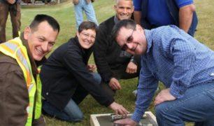 Fort Berens Owners - Milestone Marker