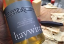 Haywire's bright, tasty Canyonview Vineyard Chardonnay