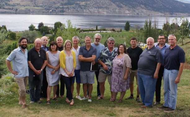 BC Wine Appellation Task Group